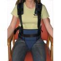 Sujeción de silla abdominal