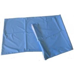 Funda almohada PU trenzada 90cm