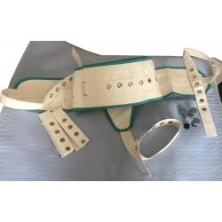 Cinturón magnético de cama con pieza pélvica