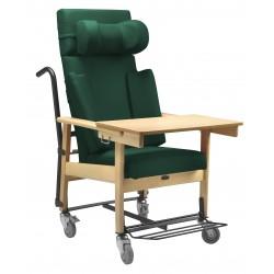 Sujeción silla cinturón pelvico