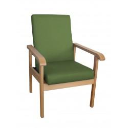 Sujeción de tronco silla pélvico - tirantes