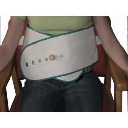 Cinturón de silla magnético