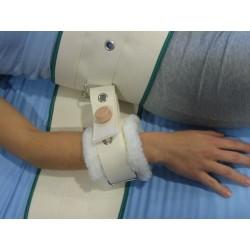 Sujeción de manos magnética