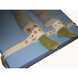 Sujeción de pies magnético